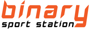 Binary Sport Station Logo